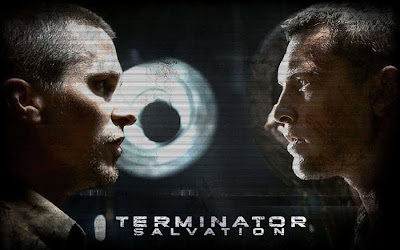 Terminator Salvation Wallpapers Desktop Wallpaper Free Hollywood Movie Poster Image Pics Poster