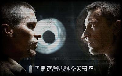 Terminator Salvation Wallpapers Desktop Wallpaper Free Hollywood Movie Poster Image Pics Poster