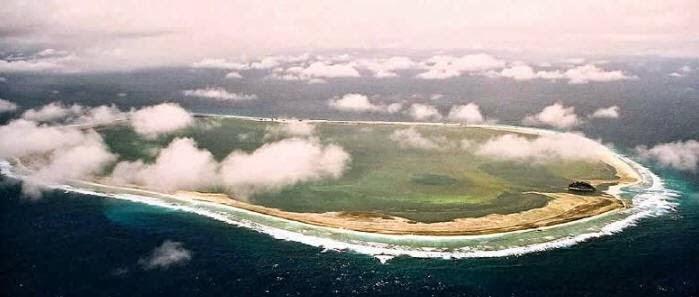 8 de las islas más remotas del planeta