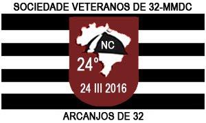 Bandeira do 24º NC
