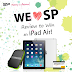 We Love SP! Review to Win an iPad Air!