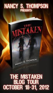The Mistaken Blog Tour