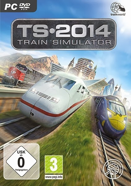 Download Game Train Simulator 2014 - PC Game - Full Version