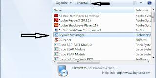 Cara Mudah Membuang Program Dari Laptop
