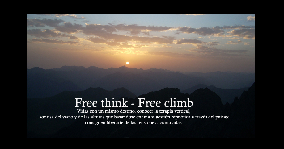 Free think - Free climb
