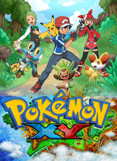 Pokemon X Y - Pocket Monsters Xy