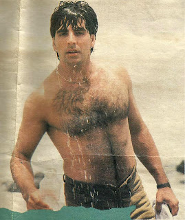 in b'wood then, even now. See earlier post of Akshay Kumar shirtless ...