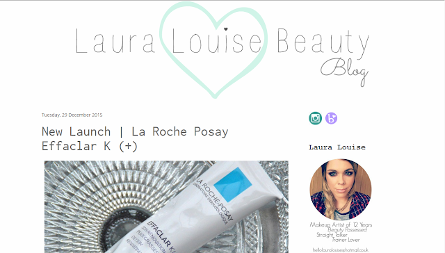 Laura Louise Beauty Blog