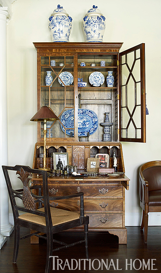 chinoiserie chic blue and - photo #30