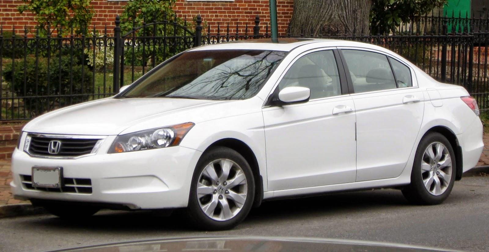 Honda Accord (2008-2012) Daftar Mobil Bekas Paling Dicari 2015