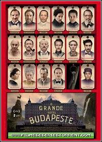 O Grande Hotel Budapeste Dublado Torrent (2014)