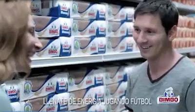 Messi es confundido en México con actor, cantante y basquetbólista (vídeo)