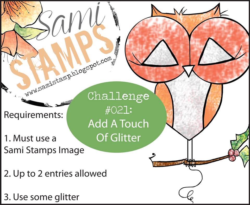 Sami Stamps Monthly Challenge ...