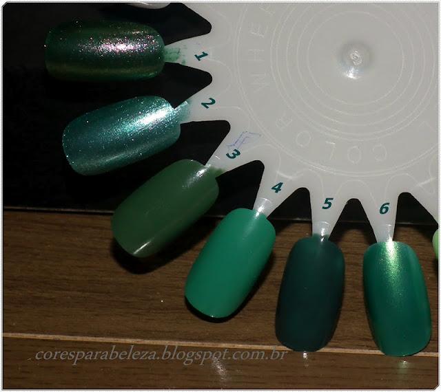 cores para beleza verde volare Risqué sancion angel show