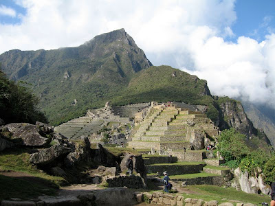 Machu Picchu City, Peru