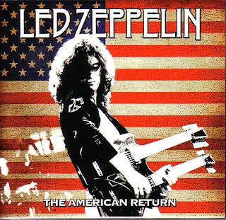 Led Zeppelin 1975.03.11 The American Return - Long Beach)