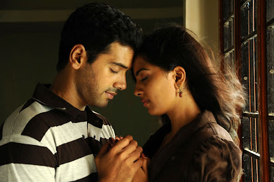 Tamil 'Megha' Movie stills starring Ashwin and Srushti