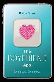 book cover of The Boyfriend App by Katie Sise