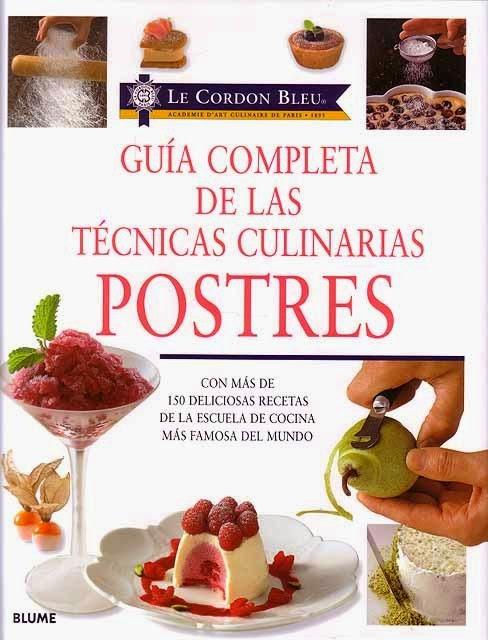 librer a dh On tecnicas culinarias le cordon bleu pdf