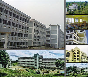 pabna university of science and technology public and