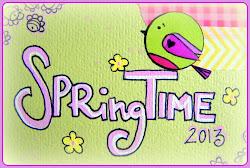 SPRING TIME 2013