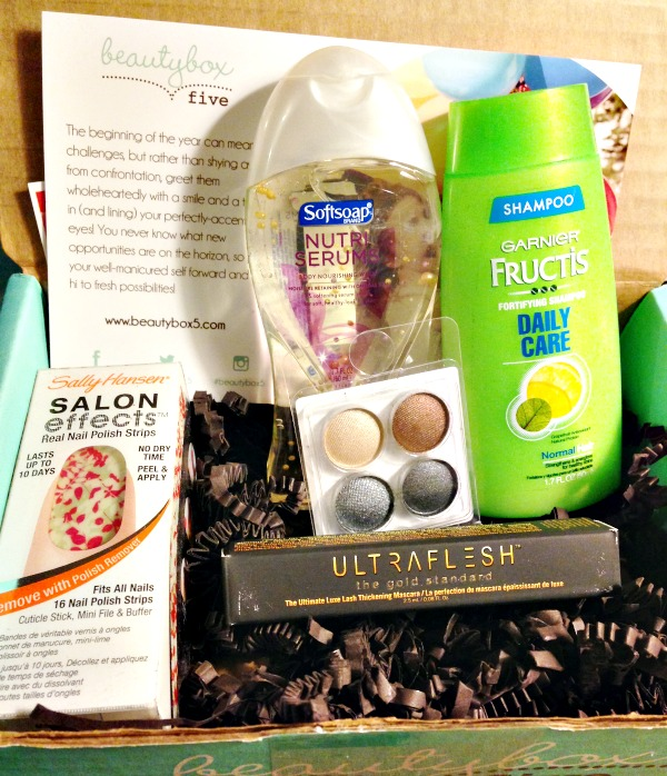 beauty box five