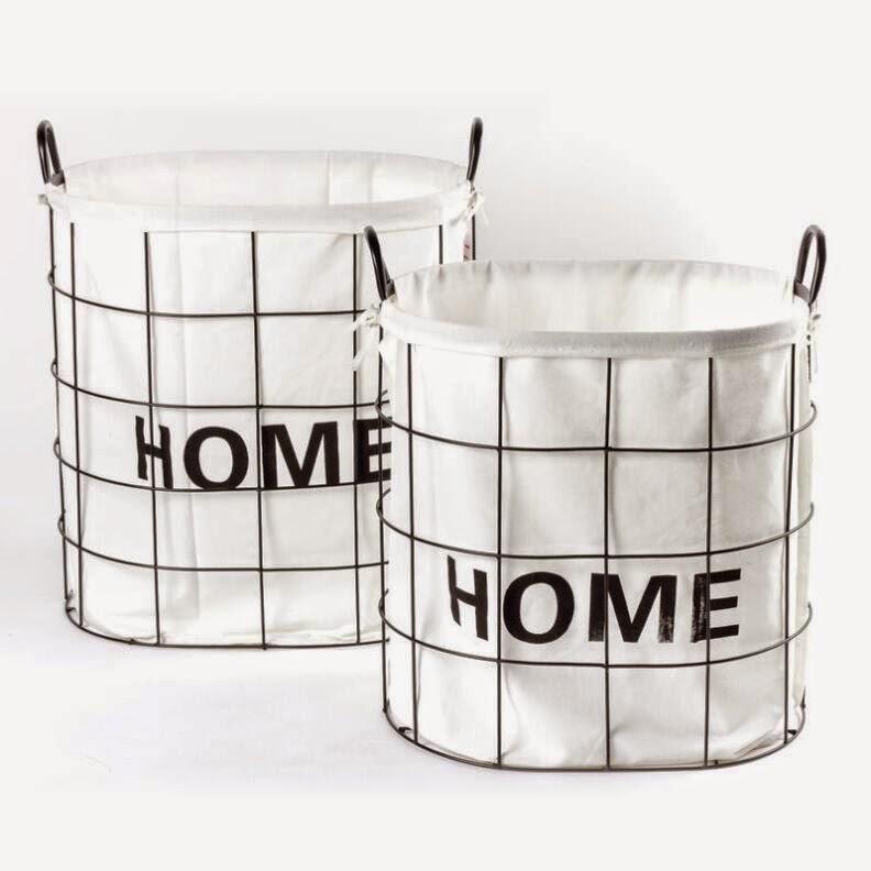 cestas para la colada