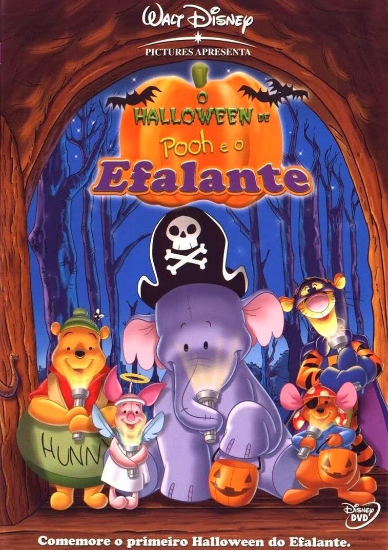 O Halloween de Pooh e o Efalante – Dublado