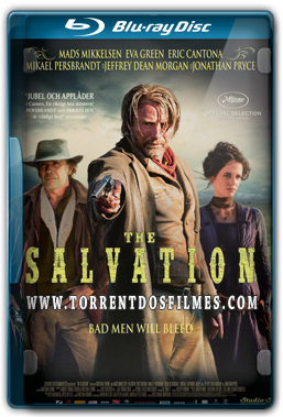 A Salvação (2015) Torrent - Dublado Bluray 720p | 1080p 5.1