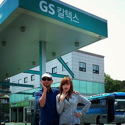Chery Belle di Korea Selatan