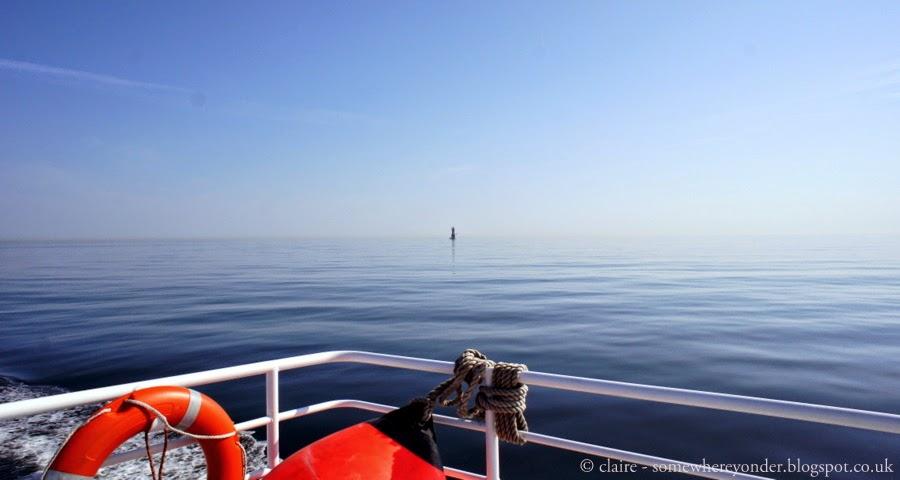 Heading back to Helsinki via ferry from Tallinn