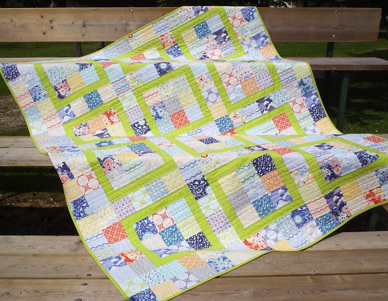http://sewfreshquilts.blogspot.ca/2013/08/kyss-me-quick-easy-quilt.html