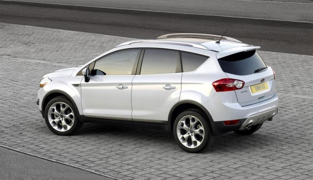 El nuevo Ford Kuga 2014