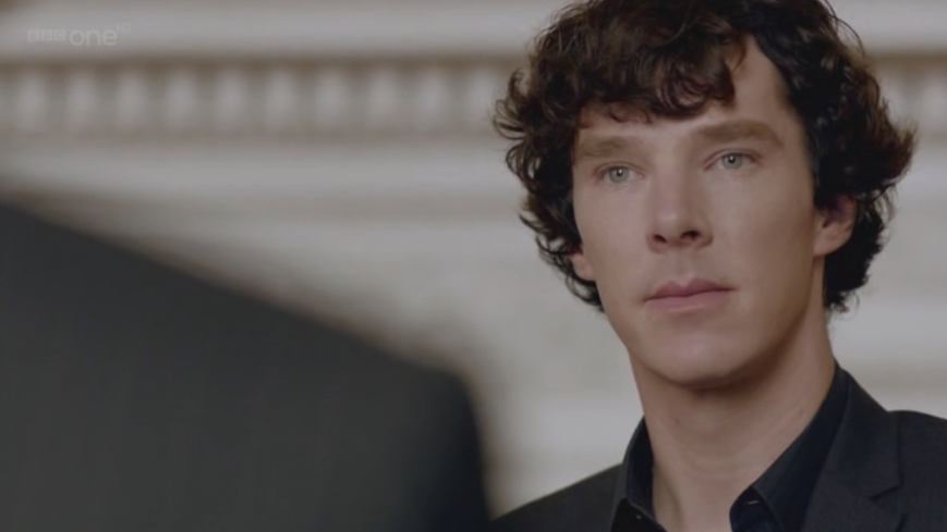 Richard Benedict Wallpapers Benedict Cumberbatch in Sherlock A Scandal in Bohemia