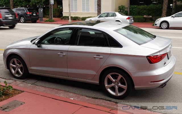 Audi A3 Sedan 2016