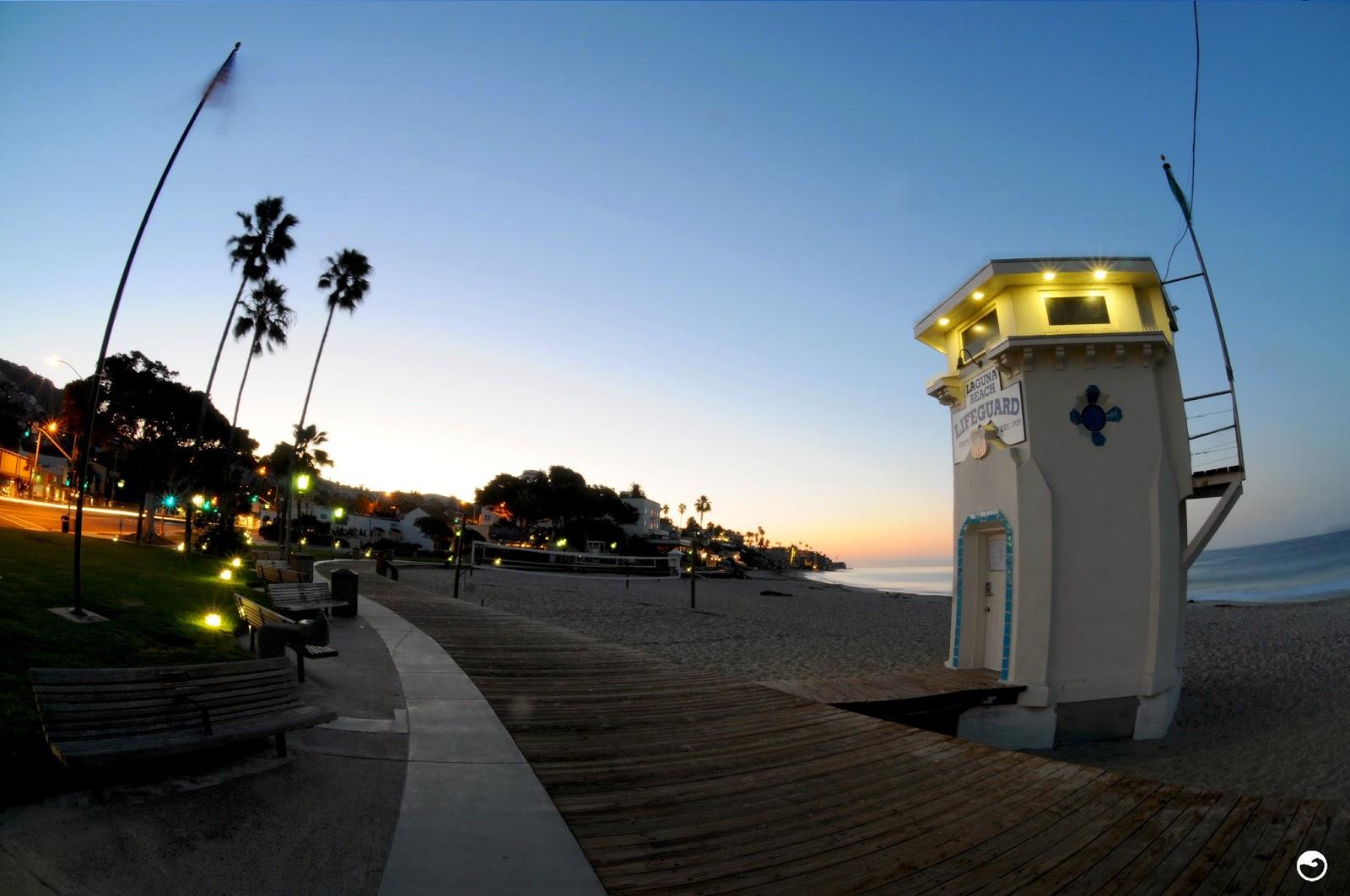 City Of Laguna Beach Holiday Palette