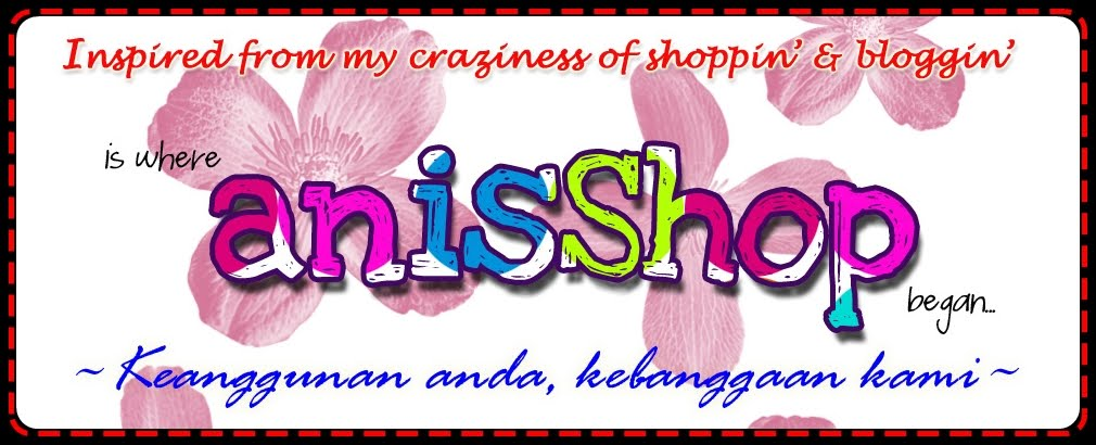 aNisShop..