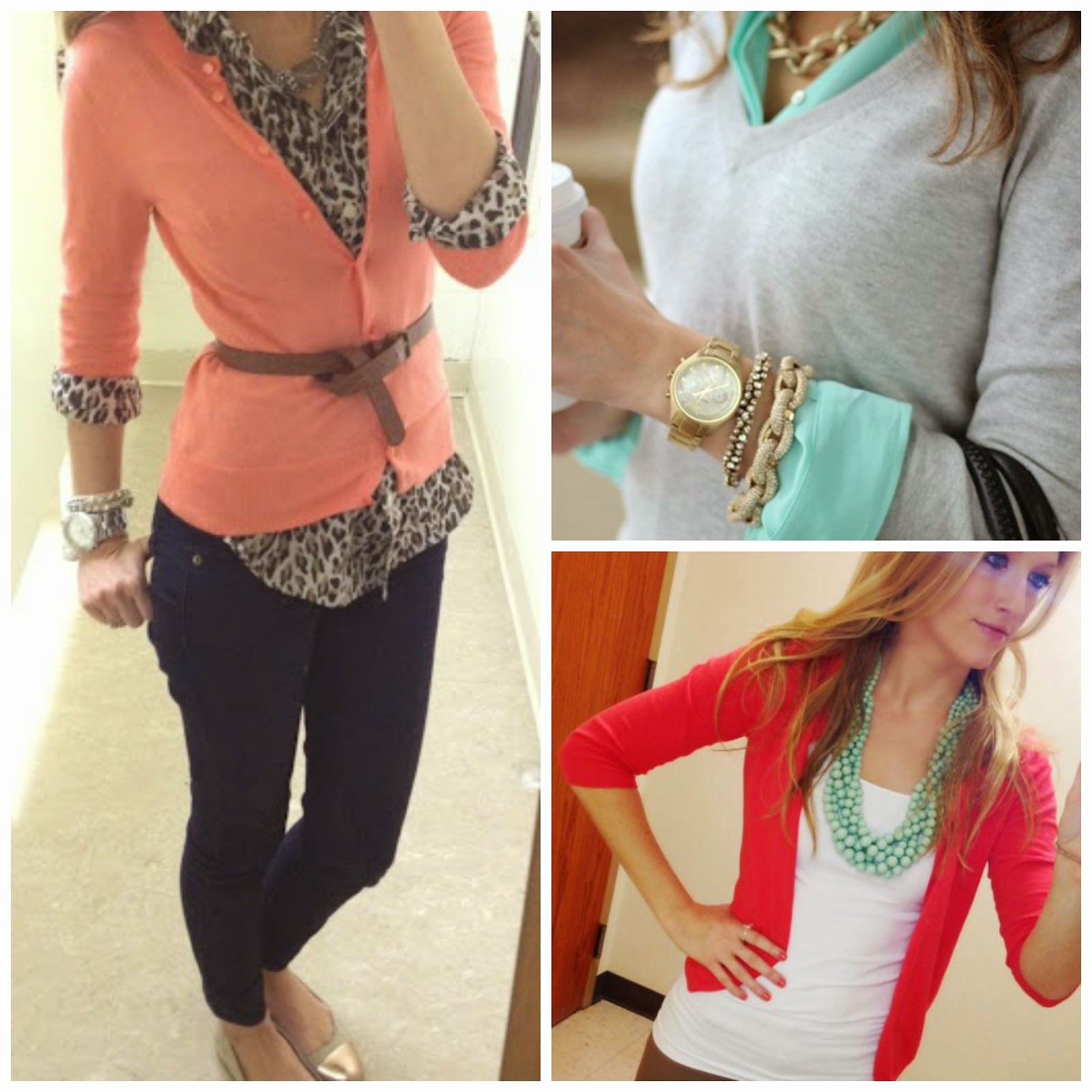 Pinterest Fall 2014 Work Clothes the same outfits over and