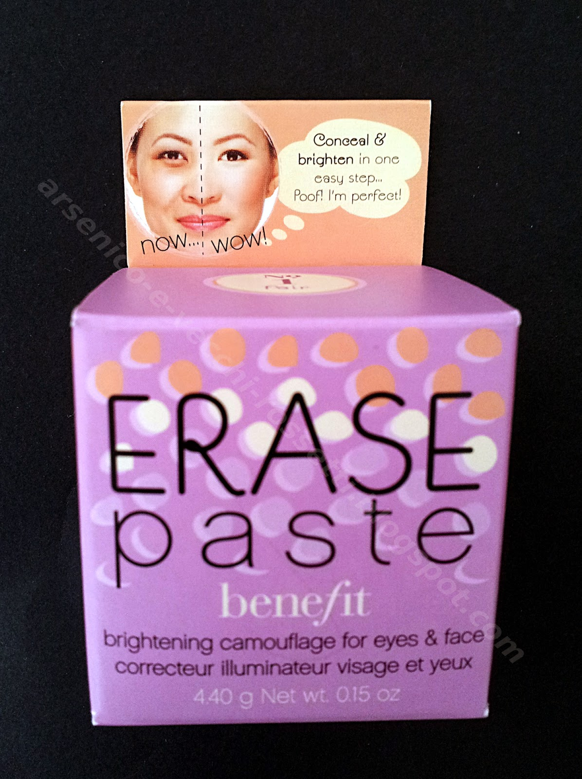 Benefit correttore Erase Paste #1 Fair