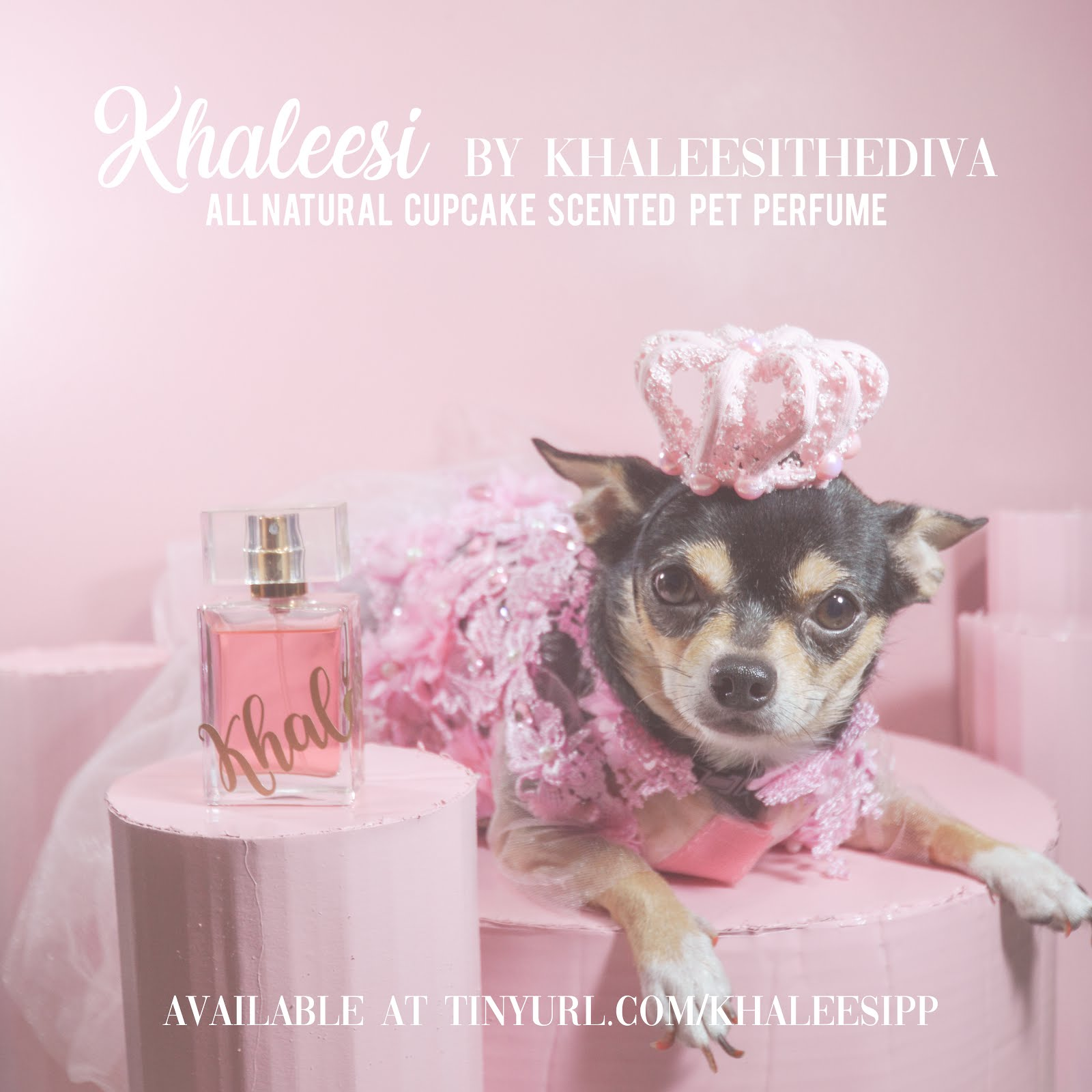 Khaleesi The Diva Signature Perfume