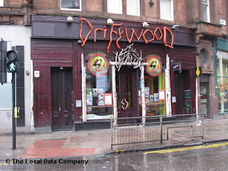 The Glasgow Experience - Driftwood - Glasgow Bar