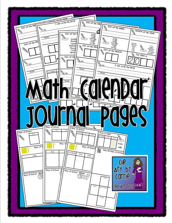 "Daily Calendar Clipart : Search results for ""calendar math clipart calendar"