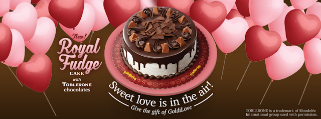 Suggested Sweet Valentine's Gift From Goldilocks
