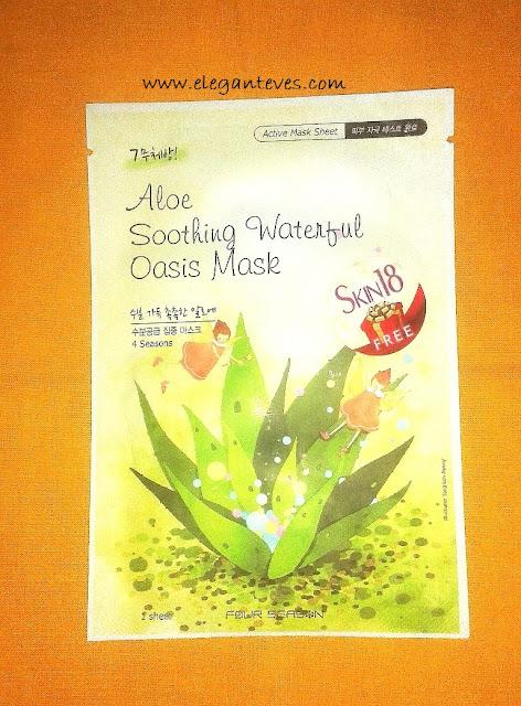 Aloe Soothing Waterful Oasis Mask