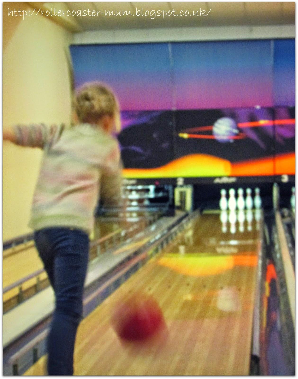 bowling a spare, MFA Bowl Chichester