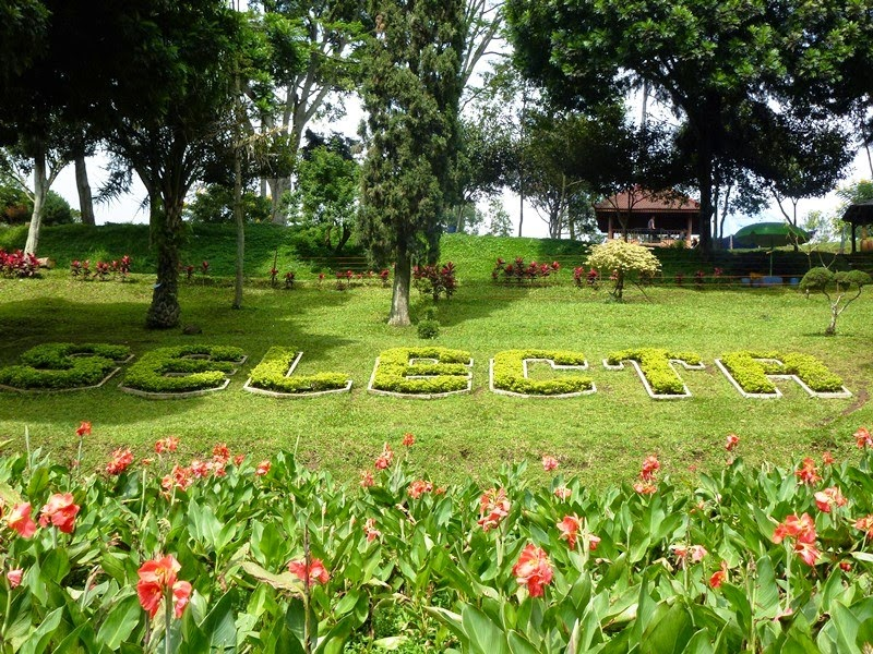 Flower Garden loveliest In Indonesia, Malang Selecta ~ Tourism Indonesia