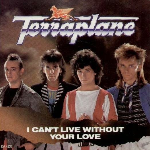 Terraplane I can't live without your love 1985