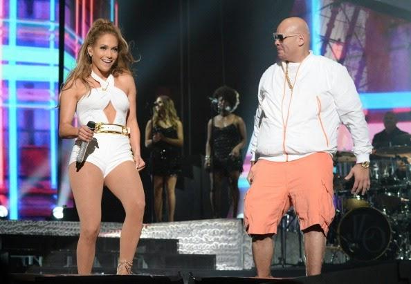 "Ouça ""Stressin"" nova parceria de Jennifer Lopez com Fat Joe"