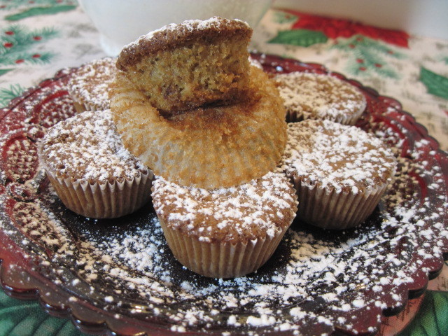 Holiday Nut Cup Cookie Recipe