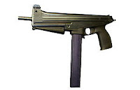 Jatimatic Submachine Gun